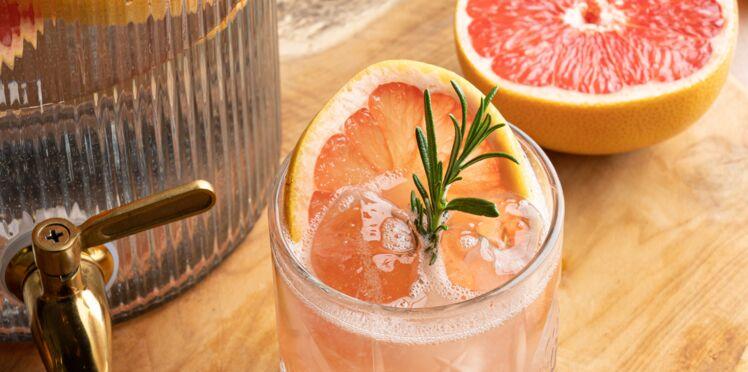 Long drink au pamplemousse de Floride « pampfresh »