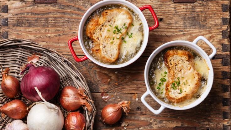 Comment faire une soupe à l'oignon ?