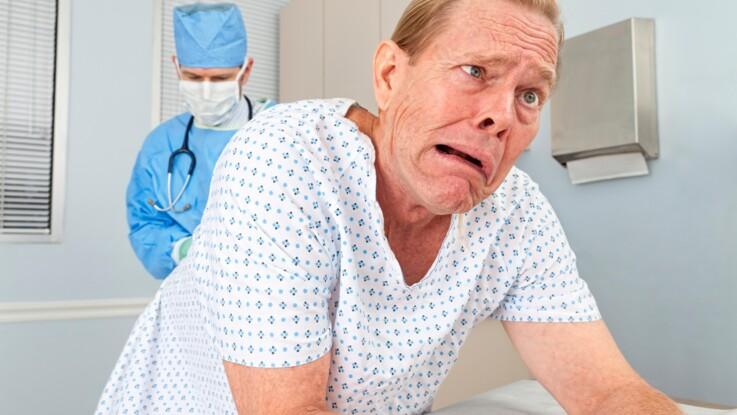Cancer de la prostate : vers la fin du toucher rectal ?