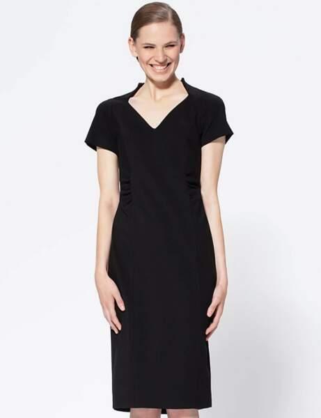 Siyah elbise: kılıf