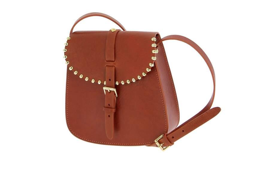 Son moda çanta: çivili model