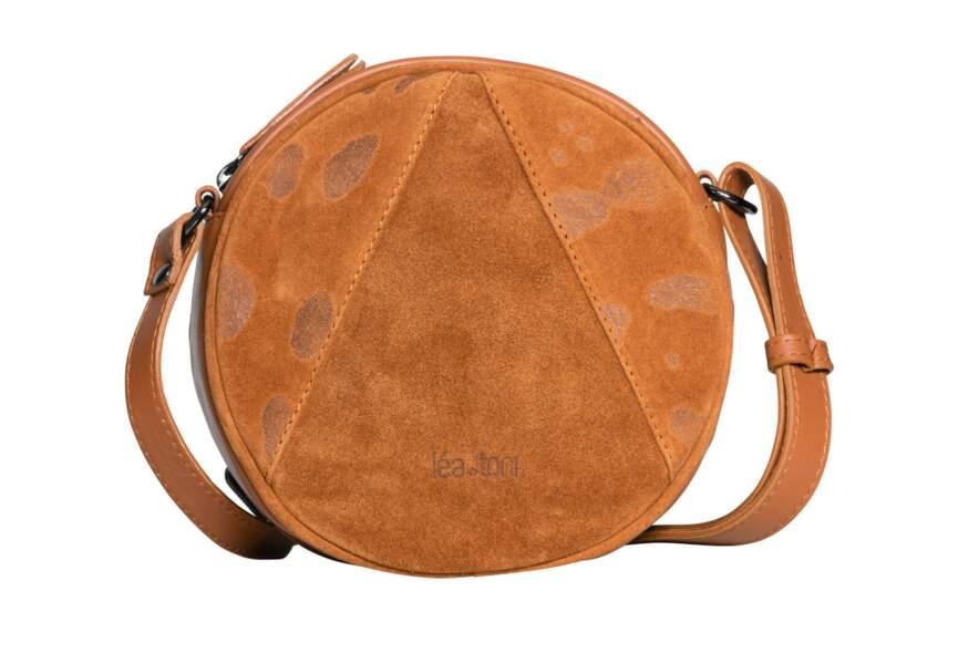 Son moda çanta: yuvarlak model