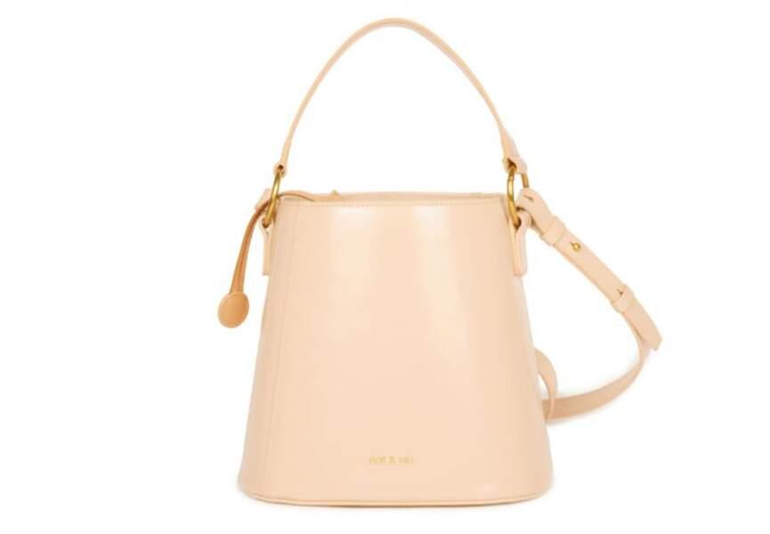 Son moda çanta: çıplak model