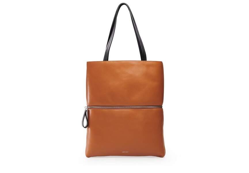 Son moda çanta: 2'si 1 arada model