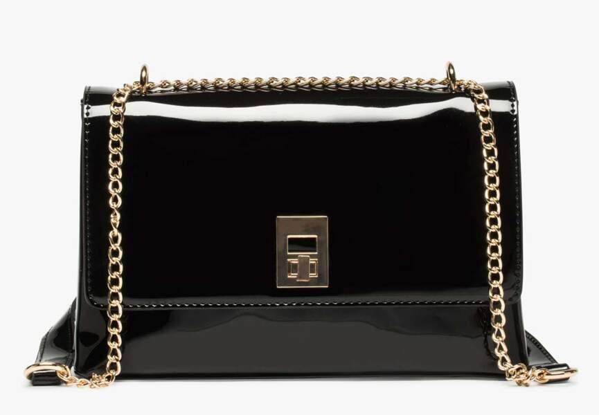 Son moda çanta: model vernik