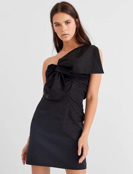 Siyah elbise: düğüm
