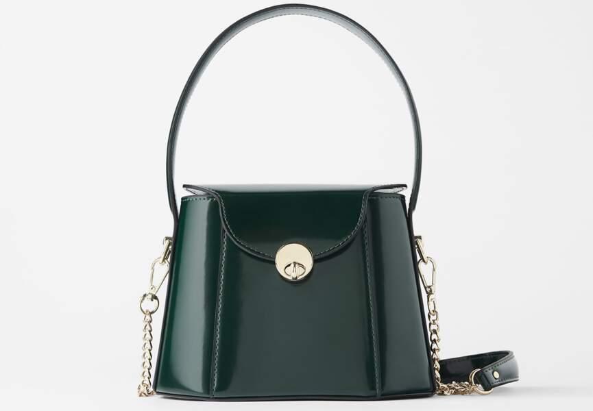 Çanta trendi: sert model