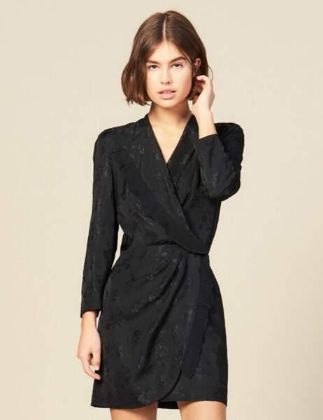 Siyah elbise: cüzdan