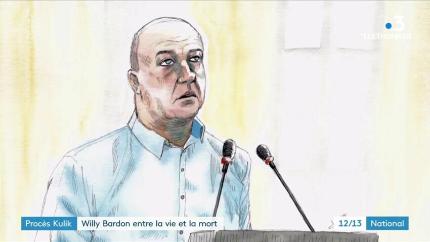 Meurtre d'Elodie Kulik: jugé coupable, Willy Bardon tente de se suicider en plein procès
