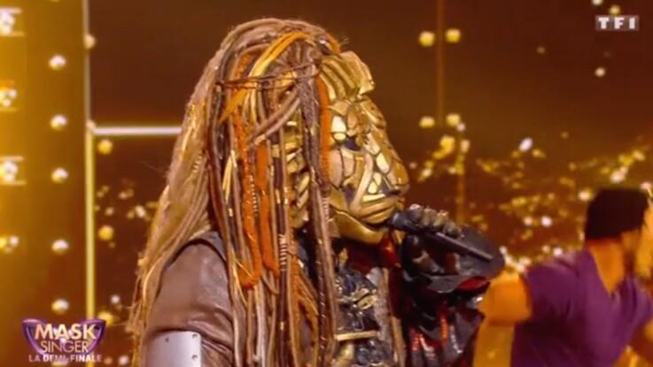 """""""Mask Singer"""" : Quelle célébrité se cachait sous le costume du Lion ?"""