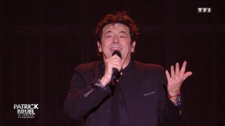 Patrick Bruel: son concert sur TF1 provoque la colère des internautes