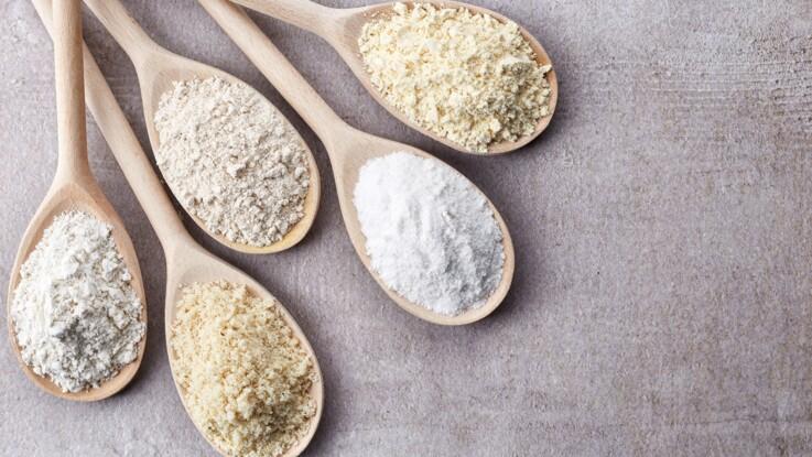 Riz, soja, quinoa, lupin… Que valent les nouvelles farines ?