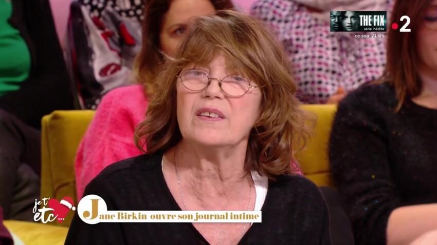 """Vidéo - Jane Birkin : ses confidences sur la """"tragédie"""" de la mort de Serge Gainsbourg"""