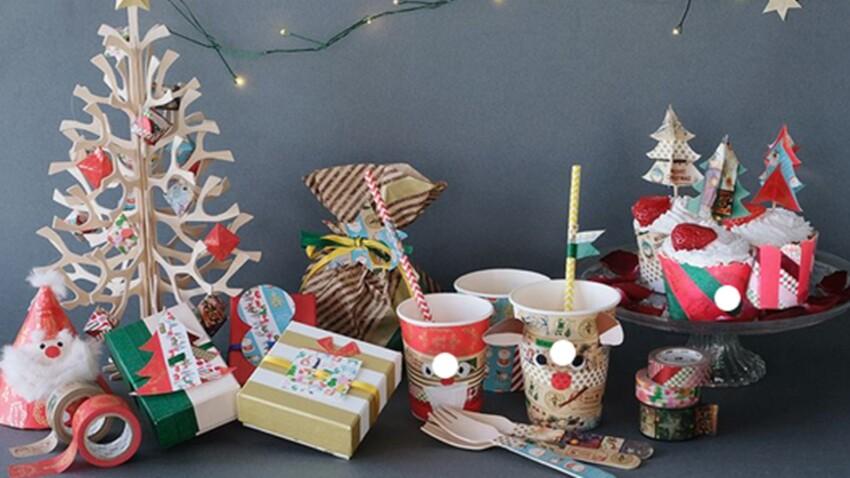 Tuto de Noël : 3 idées faciles avec du Masking Tape