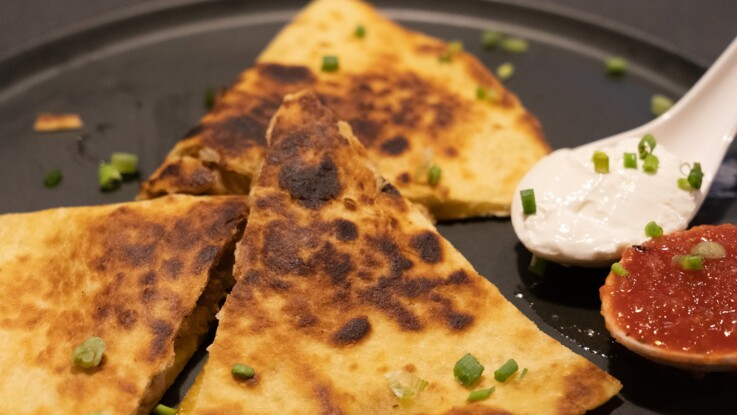 """Tortilla aux patates douces : la recette """" healthy """" de Juju Fitcats"""