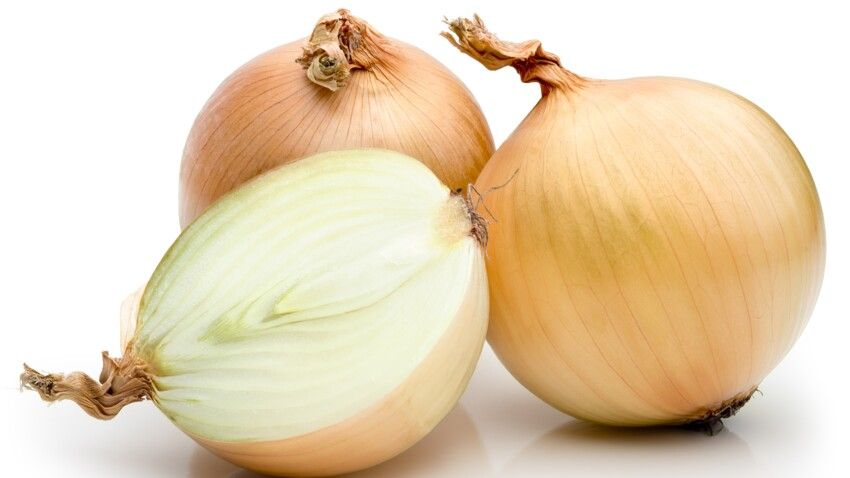 The onion is good for your health: Femme Actuelle Le MAG