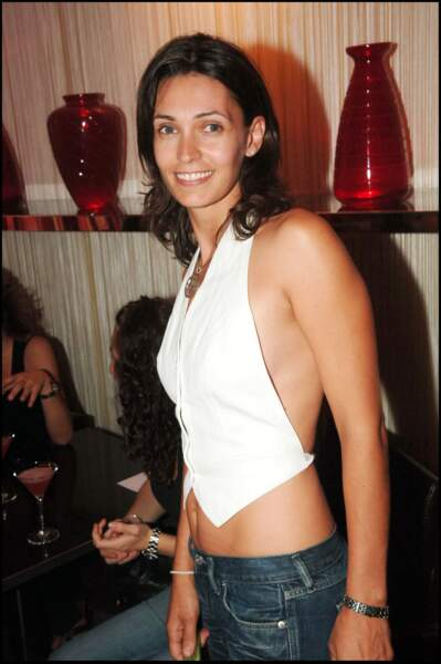 Adeline Blondieau en 2006