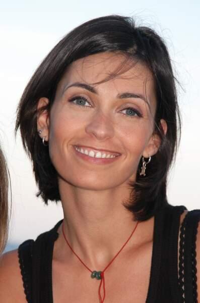 Adeline Blondieau en 2005