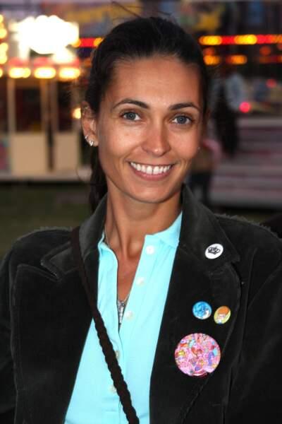 Adeline Blondieau en 2007