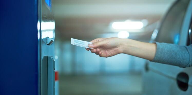 Caisses de parking : attention à l'arnaque à la carte bancaire