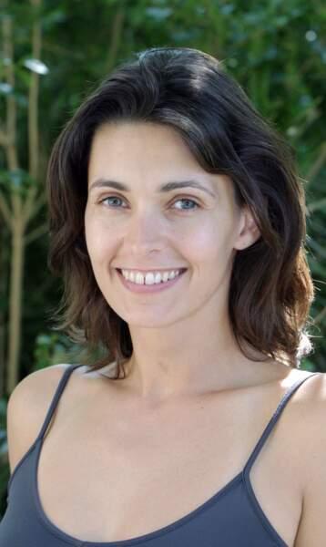 Adeline Blondieau en 2003