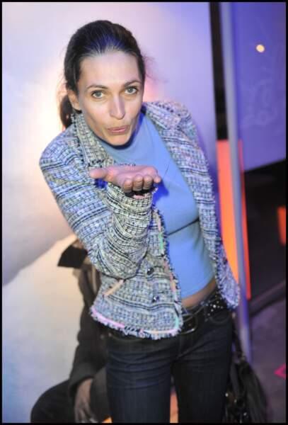 Adeline Blondieau en 2011