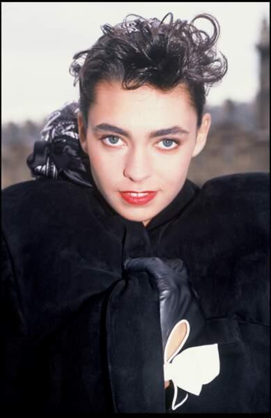 Adeline Blondieau en 1989