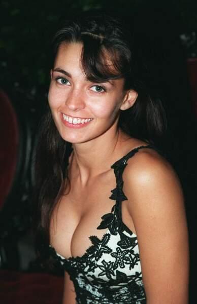 Adeline Blondieau en 1996