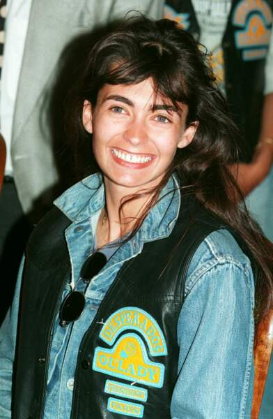 Adeline Blondieau en 1994