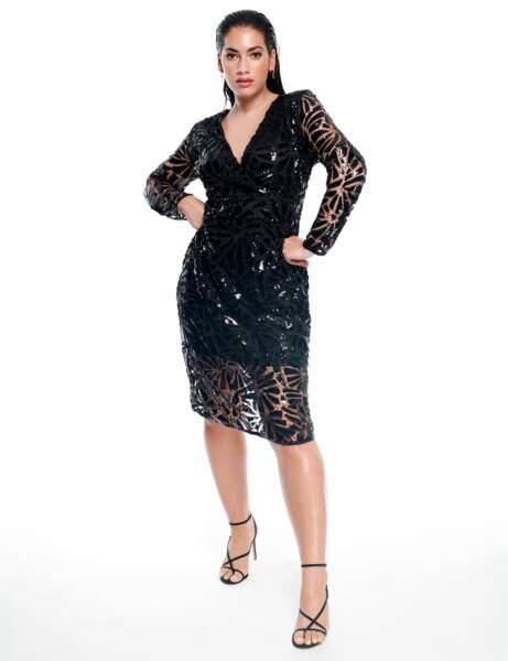 Yuvarlak moda: diva elbisesi
