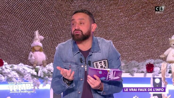 """""""Mask Singer"""" : Cyril Hanouna balance un nouveau nom dans """"Touche pas à mon poste"""" !"""