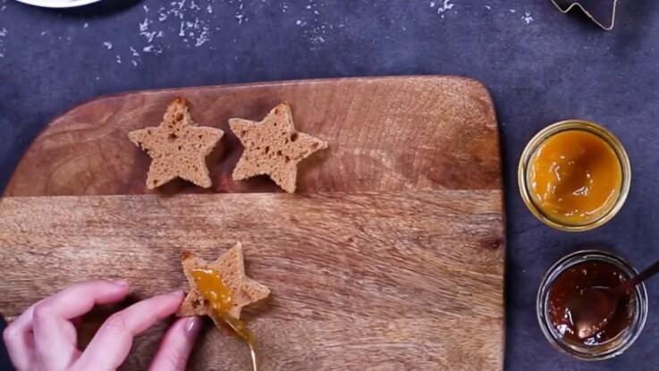 5 idées de bouchées apéritives faciles et rapides à faire pour Noël