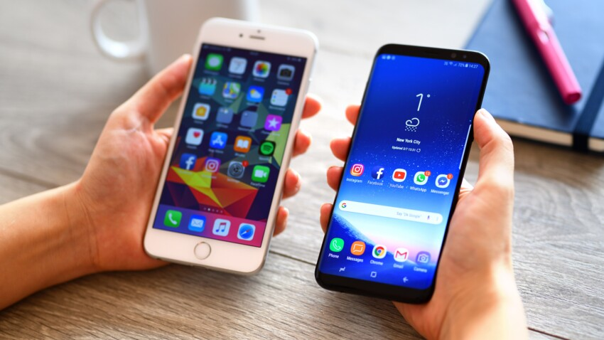 Ces smartphones qui émettent trop de radiations