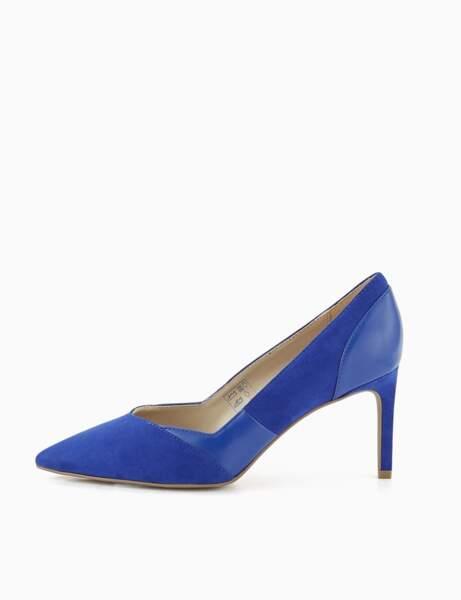 Klasik Mavi: stiletto