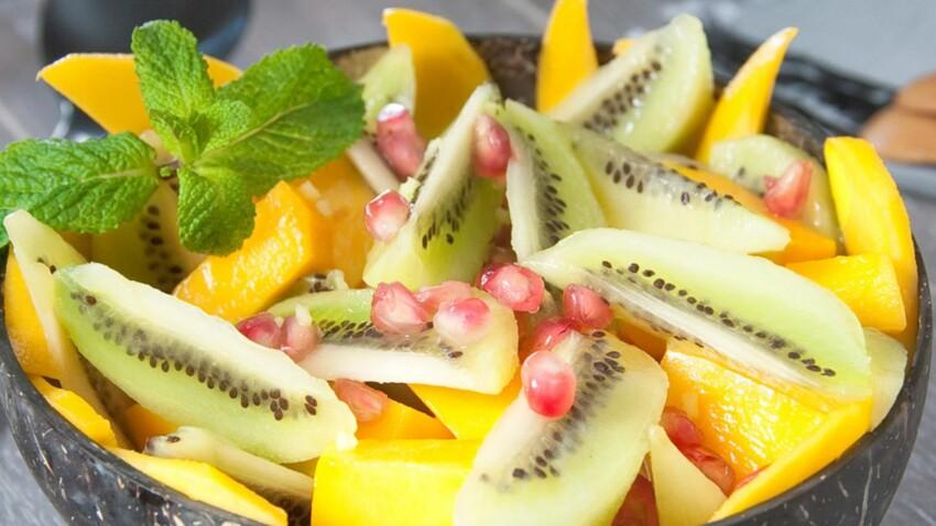 Salades de fruits : nos meilleures recettes de l'hiver