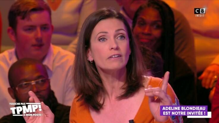 Adeline Blondieau : cette scène de baiser très compliquée à tourner