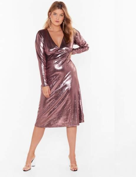 Yuvarlak moda: girly elbise