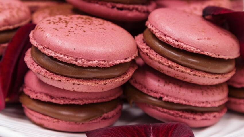 Toutes nos recettes de ganache framboise pour réussir ses gâteaux et macarons