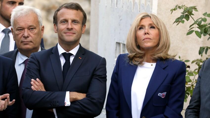 Emmanuel et Brigitte  Macron : quel est leur programme pour les fêtes de Noël ?