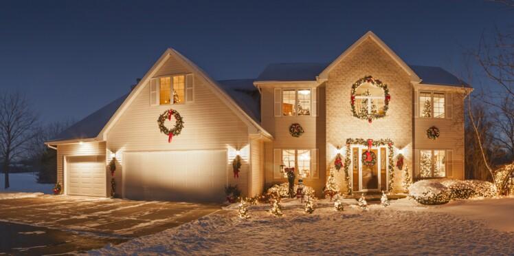Décoration extérieure de Noël : que peut-on faire ou pas ?