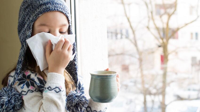 Rhume, gastro : 4 gestes barrières indispensables pour se protéger des virus de l'hiver