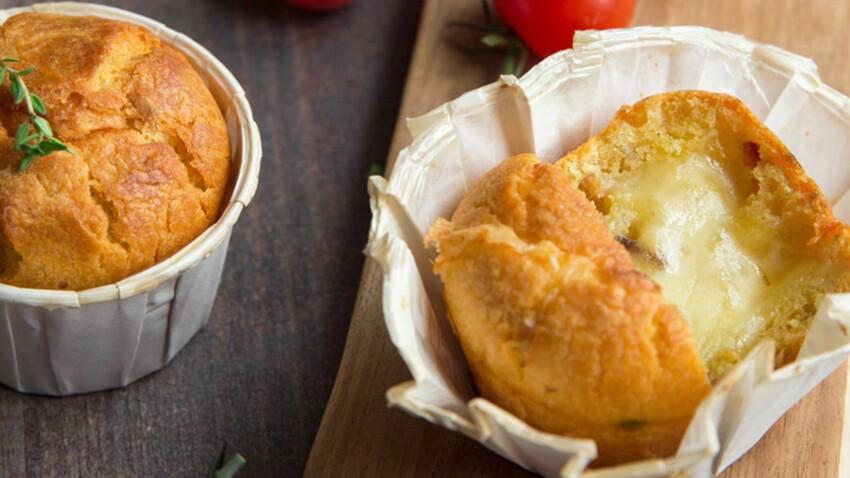 Nos meilleures recettes de muffins salés pour épater ses convives