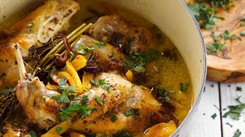 Traditionnel, aux pruneaux ou sans vin, toutes nos recettes de civet de lapin