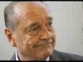 Jacques Chirac: cette lettre intime qu'il a écrite à Johnny Hallyday quand il était entre la vie et la mort