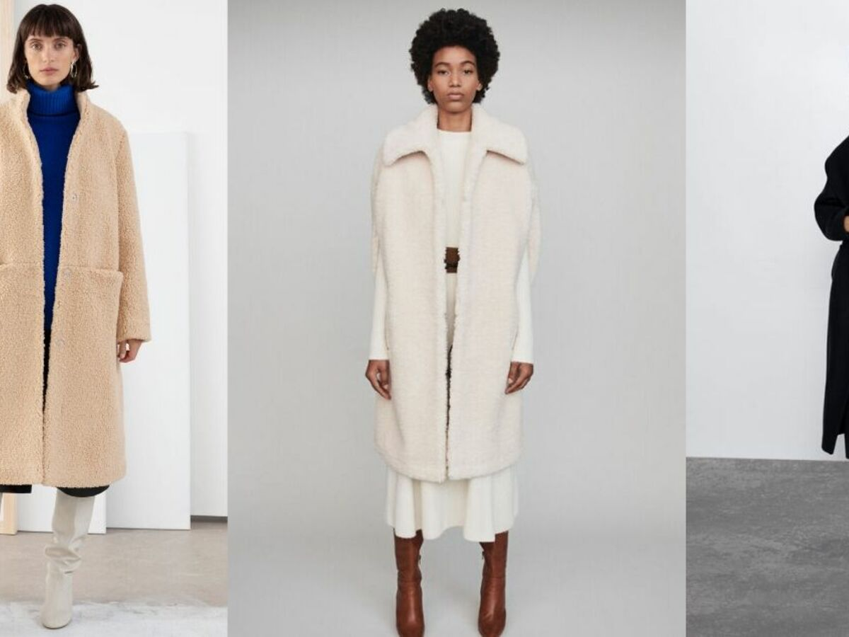 Manteau cape femme : 15 beaux modèles parfait pour cet hiver