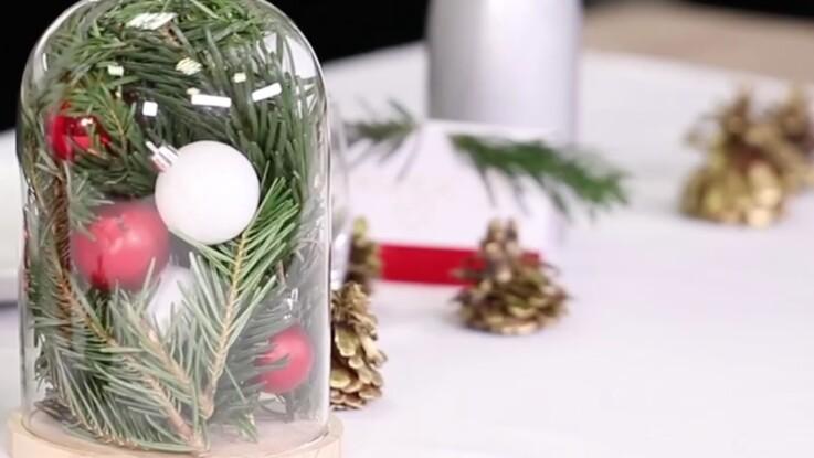 Les 5 astuces de Valérie Damidot pour réussir sa déco de table de Noël