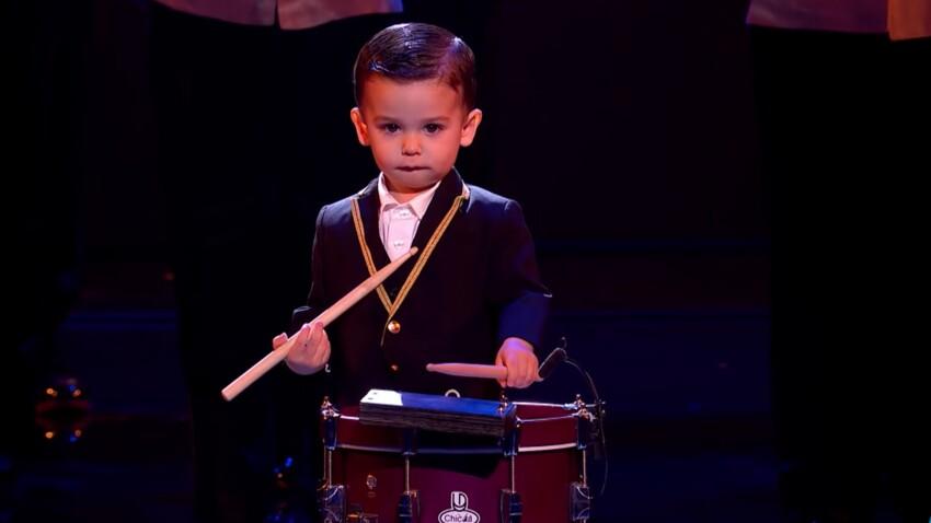"""À 3 ans, ce petit garçon remporte 25 000 euros en gagnant la finale d'""""Incroyable Talent"""" en Espagne"""