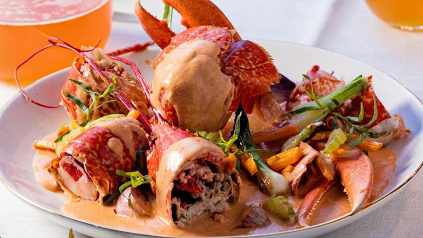 Armoricaine, corail, homardine : toutes nos idées de sauces pour accompagner le homard