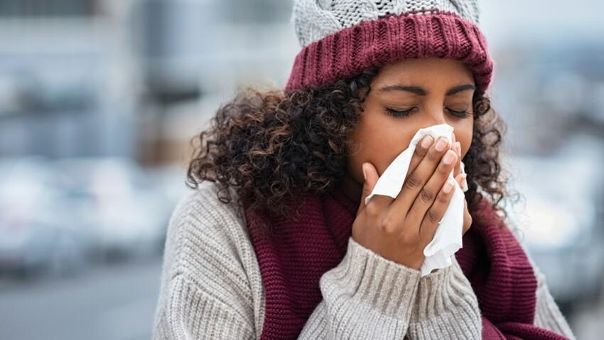 Rhume, grippe : pourquoi il est quasiment impossible de les attraper en même temps