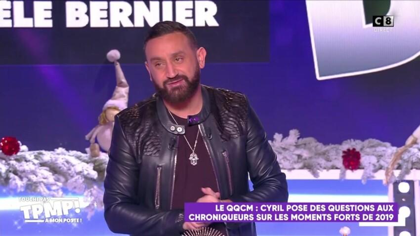 """""""Touche pas à mon poste"""" : """"Qui a volé l'audience de Le Marchand ?"""" Le nouveau tacle hilarant de Cyril Hanouna"""